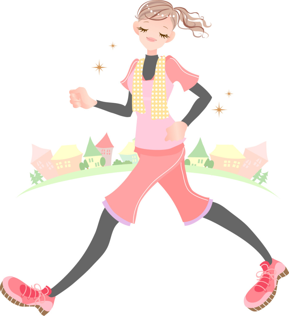 気が付いたらマラソンができるようになる?