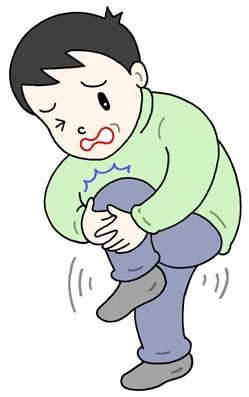 ロコモを予防するためのロコトレ